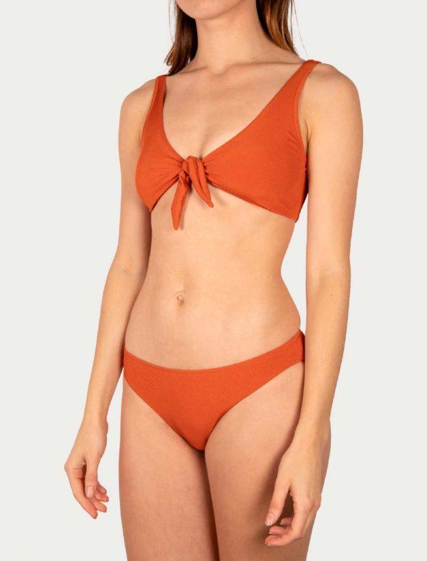 Sicilian Sunday bikini set terra copper
