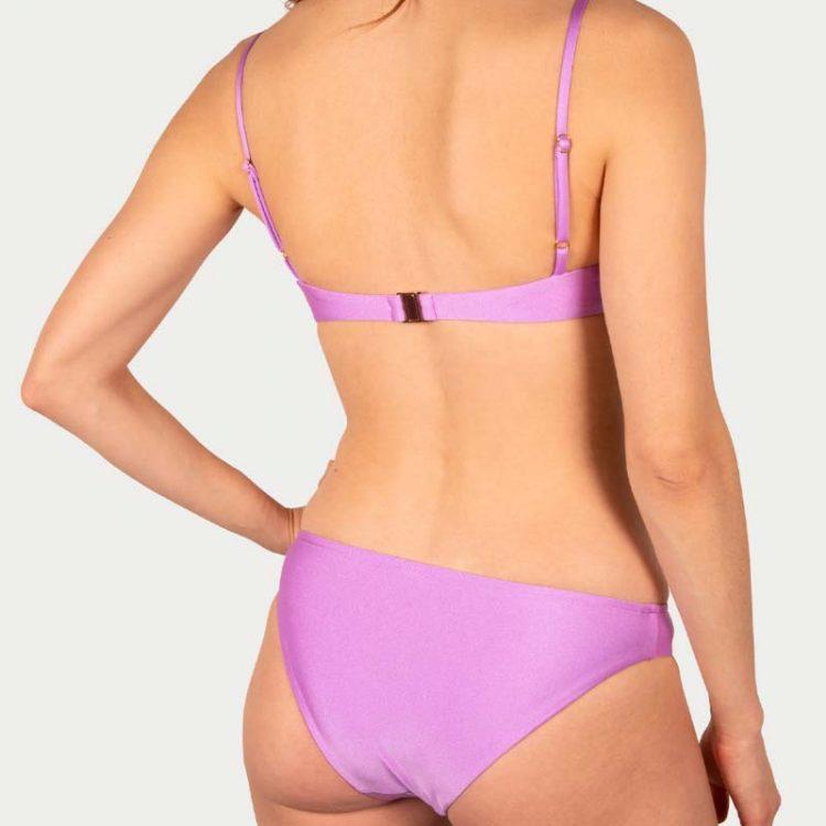 Sicilian Sunday bikini set lila