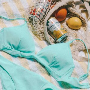 Sicilian Sunday mint bikini image
