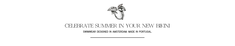 tagline home lemon bikini brand sicilian sunday